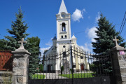 Biserica romano-catolică Zetea