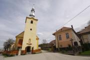 Szent László király templom Küküllőkeményfalva