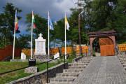 Elesett katonák emlékműve Fenyéd
