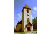 Römisch-katholischen Kirche Zetea Subcetate
