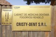 Cabinet stomatologic Cristy -Dent SRL Zetea