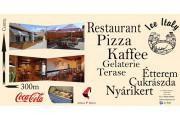 Ice Italy Pizzeria&restaurant Parajd, Vendéglátók Parajd