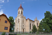 Biserica catolică Sfântu Peter şi Paul Ciumani,  Ciumani