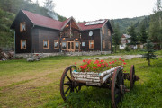 Várpatak Villa Gyergyószentmiklós, Szálláshelyek Gyergyószentmiklós