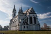 Jézus Szent Szíve templom Gyergyóditró,  Gyergyóditró
