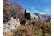 Cetatea Balvanyos Balvanyos,  Ţinutul Secuiesc