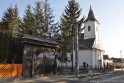 Alsócsernátoni római-katolikus templom