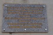Pünkösti Gergely-emléktábla