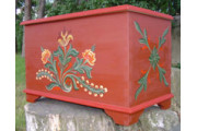 Haszmann Gabriella - furniture painting