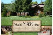 Zabolai Csipkés Tábor - Centrul de agrement Zăbala Zăbala, Cazări Zăbala