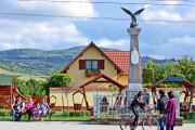 Monumentul Mileniului Eremitu,  Ţinutul Secuiesc