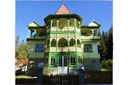 Bella Villa Borszék, Szálláshelyek Borszék