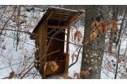 Punct De Observare Urşi Balvanyos, Timp liber Trei scaune