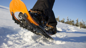 Tură pe rachete de zăpadă
