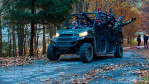 Ture offroad cu Polaris Ranger