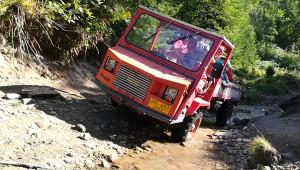 Safari Tour în Ținutul Vulcanilor