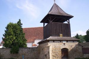 Biserica fortificată romano-catolică