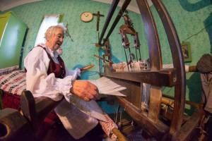 Felcser Amália - atelier de ţesut tradiţional