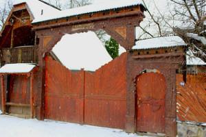 Todor Béla - atelier de sculptură de lemn