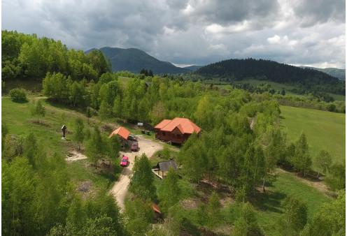 Nyírfürdő kulcsosház Lăzăreşti, Szálláshelyek Lăzăreşti