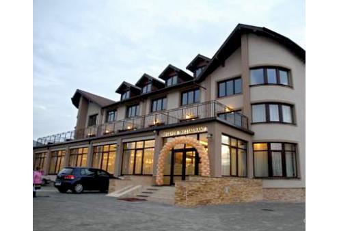 Alesia hotel Koronka, Szálláshelyek Koronka