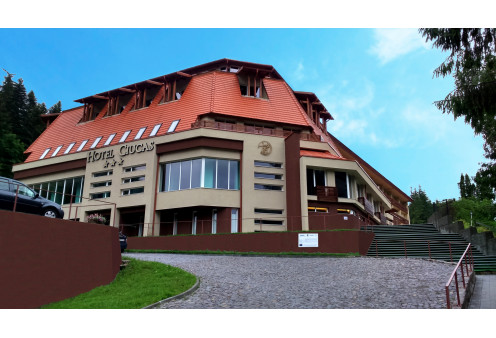 CSUKÁS HOTEL Tusnádfürdő, Szálláshelyek Tusnádfürdő