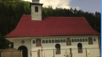 Orthodox church Bran