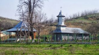 Wooden church Buzau