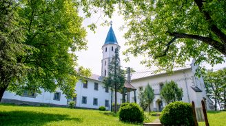 Roman catholic church Romania