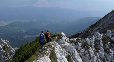 Piatra Craiului - hiking trail in one day