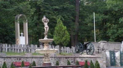 The Heroes Cemetery Sinaia
