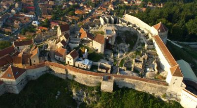 The Citadel of Râşnov Rasnov