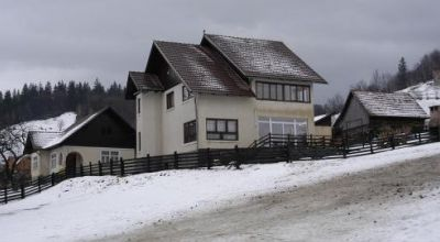 Liliana Pension Bran (Törzburg)