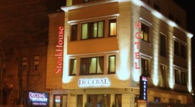 HOTEL DECEBAL Bukarest