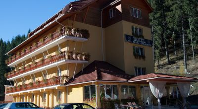 Red Lake Hotel Lacu Rosu