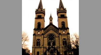 The Millenium Cathedral Timisoara