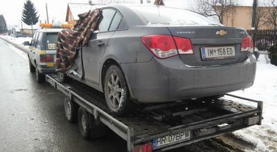 Car towing service Tusnad