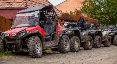 ATV -Quad renting in COrund Corund