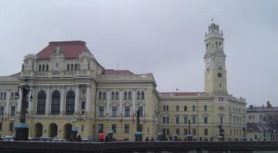 The City Hall Oradea