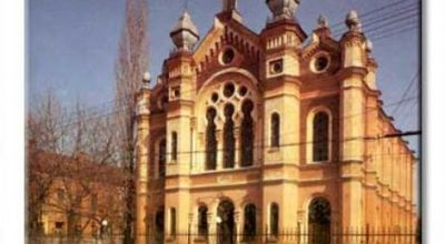 The Orthodox Synagogue Oradea