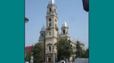 The Olosig Roman-Catholic church Oradea
