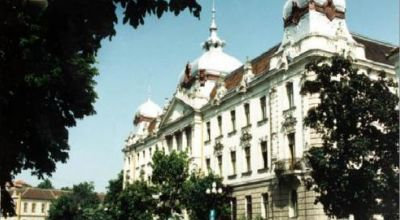 The Palace of Public Finances Oradea