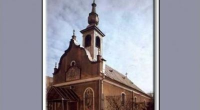 The Holy Trinity Orthodox Church Oradea