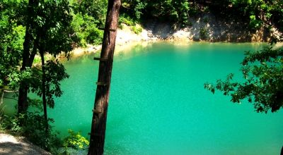 The Blue Lake Baia Sprie