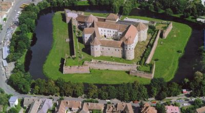 The Fagaras castle Fagaras