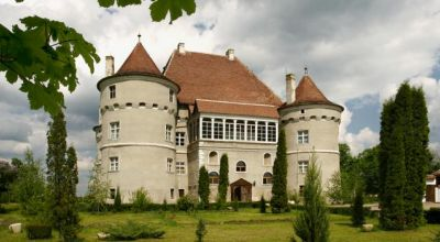 The Bethlen castle Cetatea de Balta