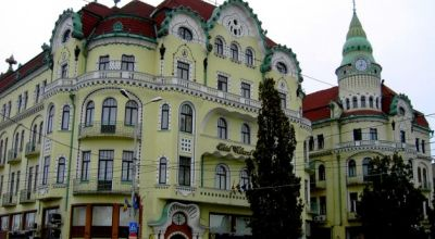 The Black Eagle palace Oradea