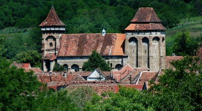 Fortified Church from Valea Viilor Medias