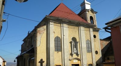 Franciscan Church Sibiu