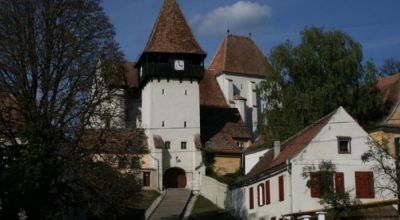 Fortified Church from Bazna Bazna